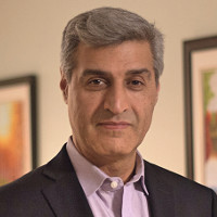 Profile photo of Amir Khajepour, expert at University of Waterloo
