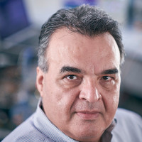 Profile photo of Amir Khandani, expert at University of Waterloo