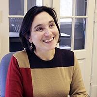 Profile photo of Ann Bradlow, expert at Northwestern University