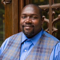 Profile photo of Basiyr D. Rodney, expert at Webster University