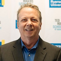 Profile photo of Brad Poulos, expert at Ryerson University