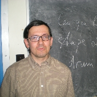 Profile photo of Dmitry Jakobson, expert at McGill University