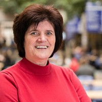 Profile photo of Eileen Wood, expert at Wilfrid Laurier University