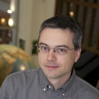 Profile photo of Frederik Simons, expert at Princeton University