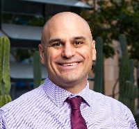 Profile photo of Gabriel Shaibi, expert at Arizona State University