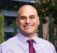 Profile photo of Gabriel Shaibi, expert at Arizona State University