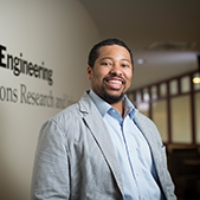 Profile photo of Jamol Pender, expert at Cornell University
