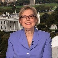 Profile photo of Jane Hall, expert at American University