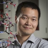 Profile photo of Juewen Liu, expert at University of Waterloo