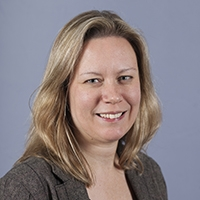 Profile photo of Kate Goodrich, expert at Widener University