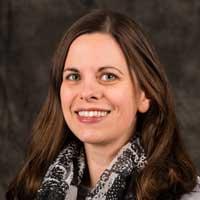 Profile photo of Lindsey Kingston, expert at Webster University