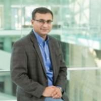 Profile photo of Madhu Kalimipalli, expert at Wilfrid Laurier University