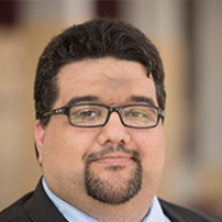 Profile photo of Michael Paz, expert at Cornell University