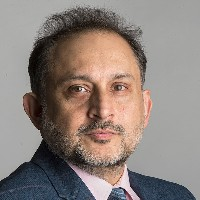 Profile photo of Murtaza Haider, expert at Ryerson University