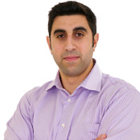 Profile photo of Nasser Abukhdeir, PhD, PEng, expert at University of Waterloo