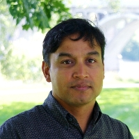 Profile photo of Nazeem Muhajarine, expert at University of Saskatchewan