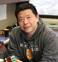 Profile photo of Ning Jiang, expert at University of Waterloo