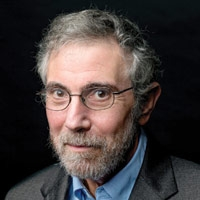 Profile photo of Paul Krugman, expert at Graduate Center of the City University of New York