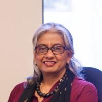 Profile photo of Radha Hegde, expert at New York University