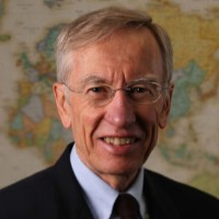 Profile photo of Robert Johansen, expert at University of Notre Dame