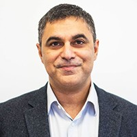 Profile photo of Sanjay Ruparelia, expert at Ryerson University