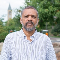 Profile photo of Sarosh Kuruvilla, expert at Cornell University