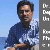 Profile photo of Sudhakar Ganti, expert at University of Victoria