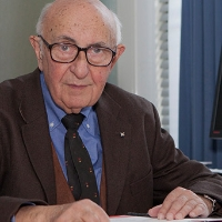 Profile photo of Theodor Meron, expert at New York University