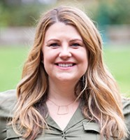 Profile photo of Tiffany Brown, expert at University of Oregon