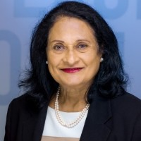 Profile photo of Usha George, expert at Ryerson University