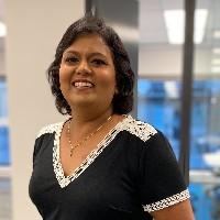 Profile photo of Usha Srinivasan, expert at Ryerson University