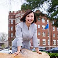 Profile photo of Yin Lam Lee-Johnson, expert at Webster University