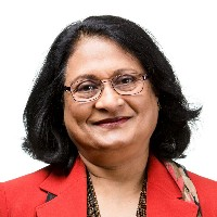 Photo of Usha George
